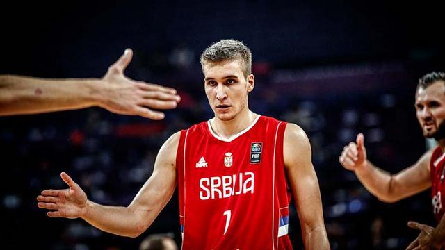 Sırbistan'ı Bogdanovic uçurdu