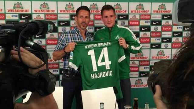 Hajrovic lisansı kaptı