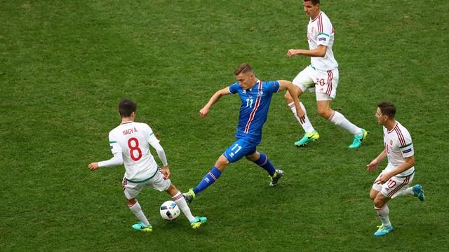 İzlanda sonunu getiremedi!