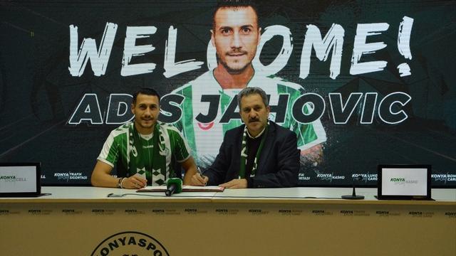 İşte Jahovic'in yeni takımı!