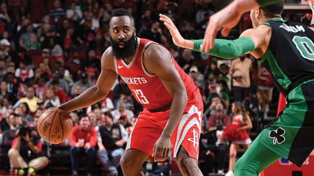 Houston Rockets rekora koşuyor