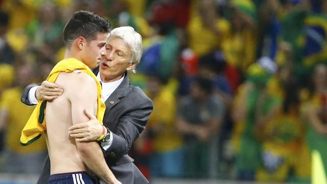 James Rodriguez: Erkekler de ağlar