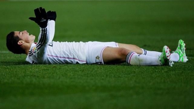 Real Madrid'de DEPREM!