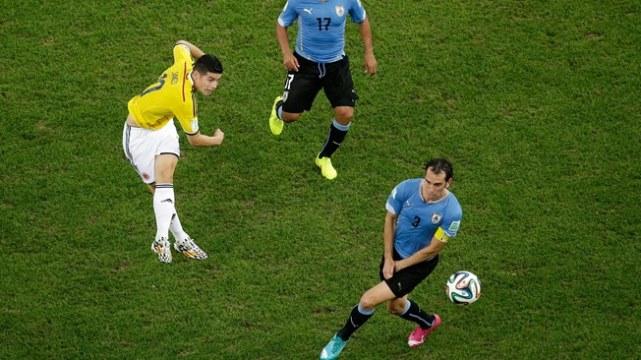 İşte Dünya Kupası'nın en güzel golü