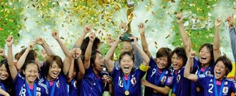 Japonya Dünya Şampiyonu