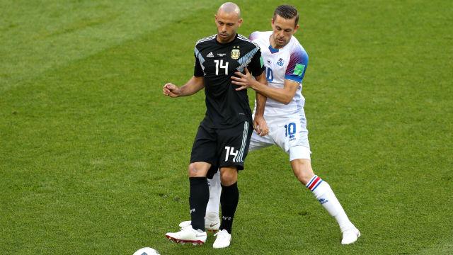 Mascherano Arjantin tarihine geçti