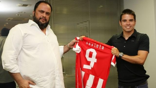 İşte Saviola'nın yeni takımı