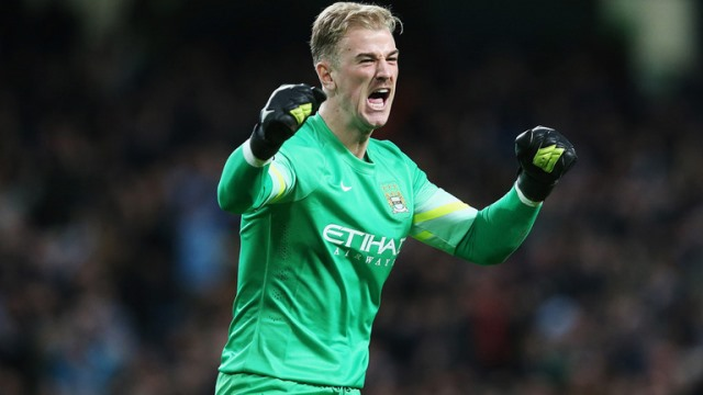 'Joe Hart isterse...'