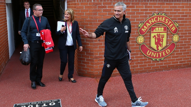 Mourinho: Her şeyi istiyorum!