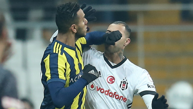 Beşiktaş'tan PFDK'ya: Mehmet ve Josef...