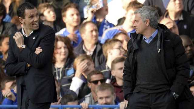 Mourinho bunu da gördü!