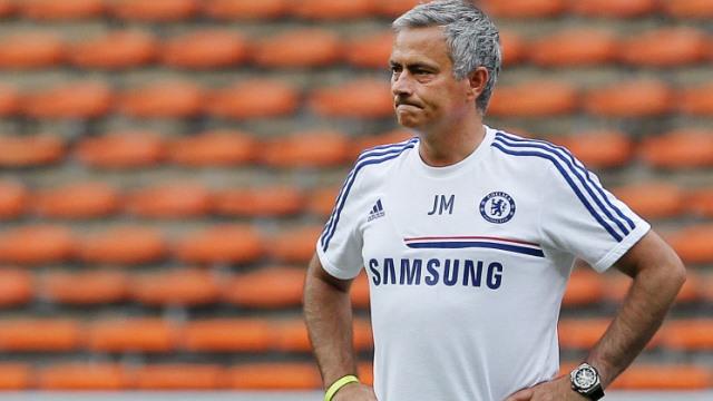 Mourinho: Tam takım geliyoruz