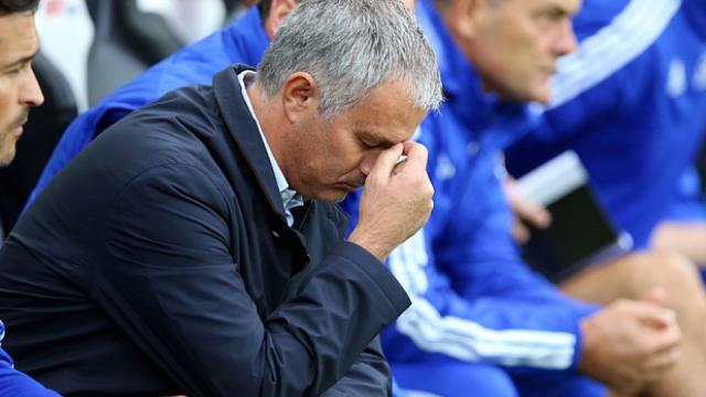 Mourinho burada kabus görüyor!