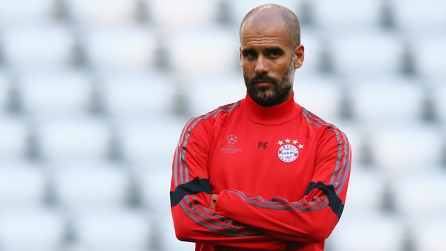 Guardiola'nın United hayali