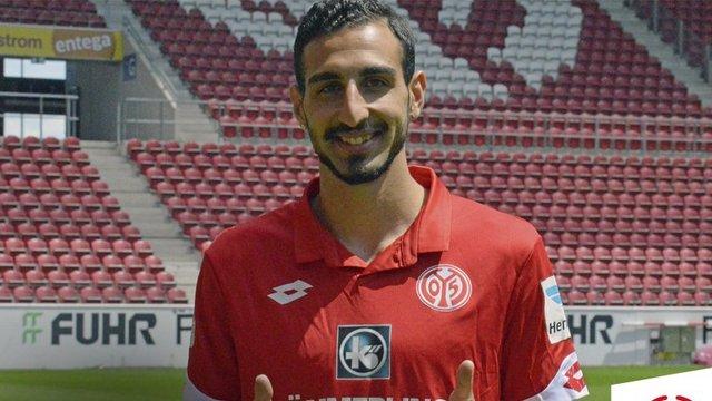 Galatasaray'dan Mainz'a