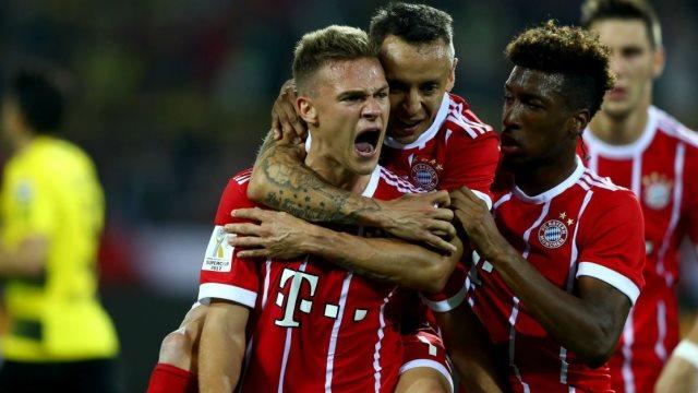 Almanya'da zafer Bayern'in