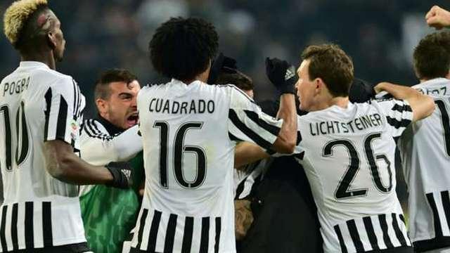 İtalya'da yeni lider Juve!