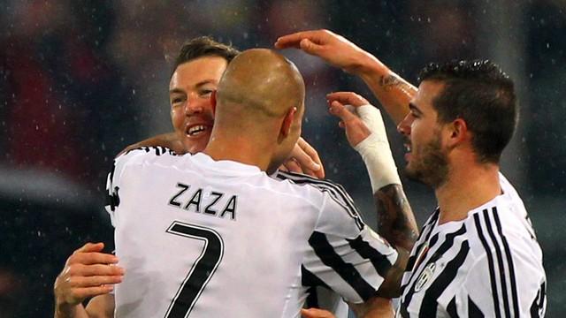 Juventus yarı finalde!