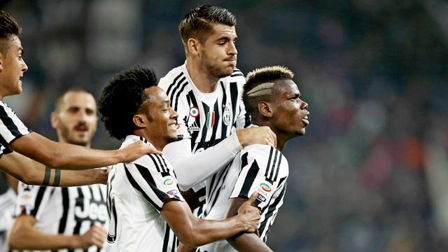 Şampiyon Juventus!
