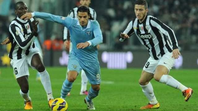 Lazio Avantajı Yakaladı