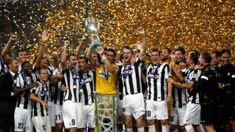 İtalya'nın 'Süper'i Juve