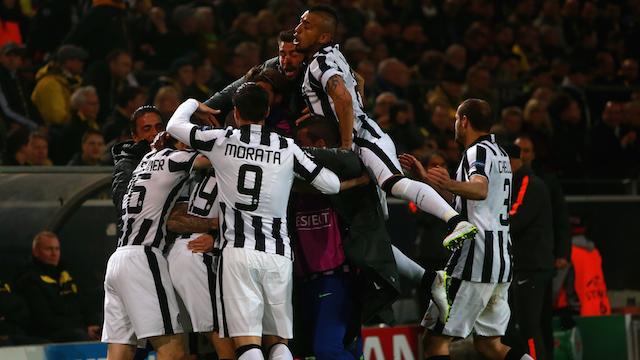 Juventus zorlanmadan turladı