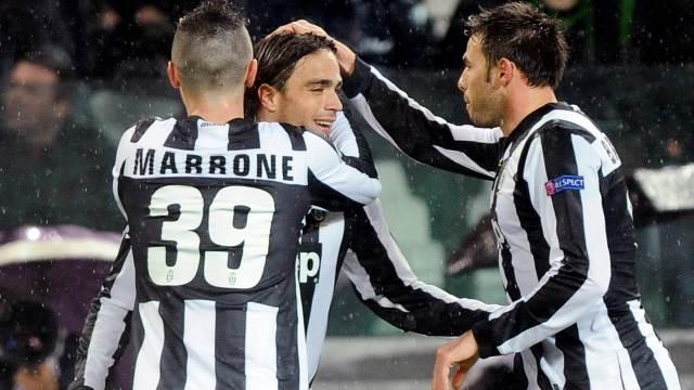 Juventus Güle Oynaya