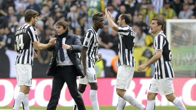 Juventus tam gaz