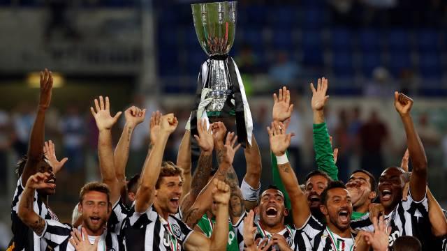 En 'Süper' Juventus