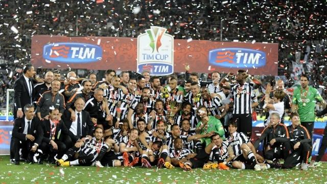 Juventus'un 'üçlü' rüyası