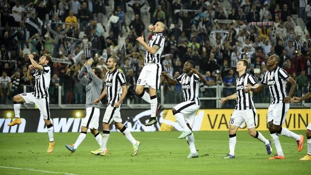 Rekor artık Juventus'un