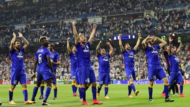 Juventus tarih yazmak istiyor