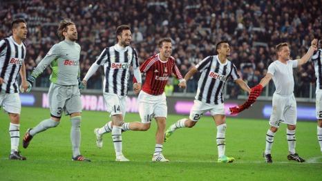 Juventus 8 Yıl Sonra Finalde