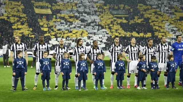 Juventus'un muhteşem serisi