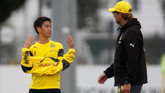 Dortmund'da Kagawa heyecanı