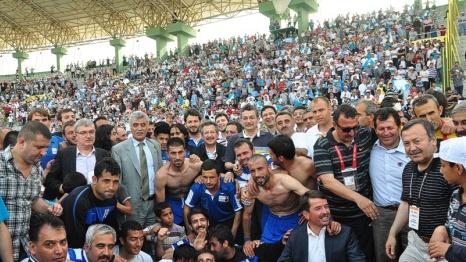 Kahramanmaraş Belediyespor 3. Lig'de