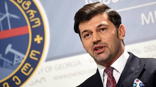 Kaladze Tiflis Belediye Başkanı oldu