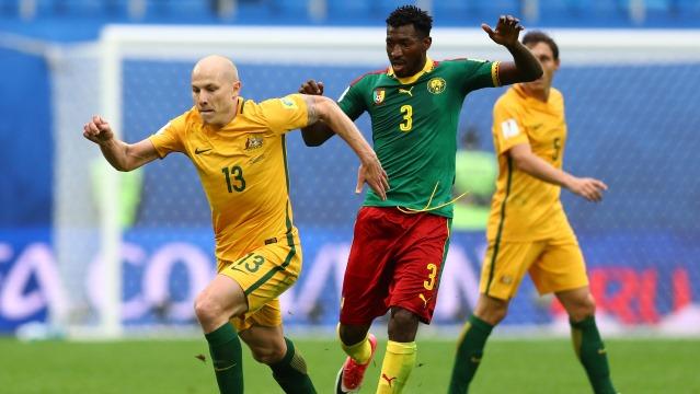 Kamerun ve Avustralya yenişemedi
