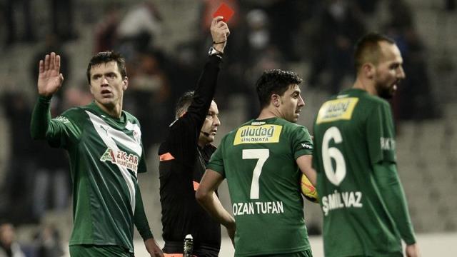 Bursaspor: O cetvellerin boyu...