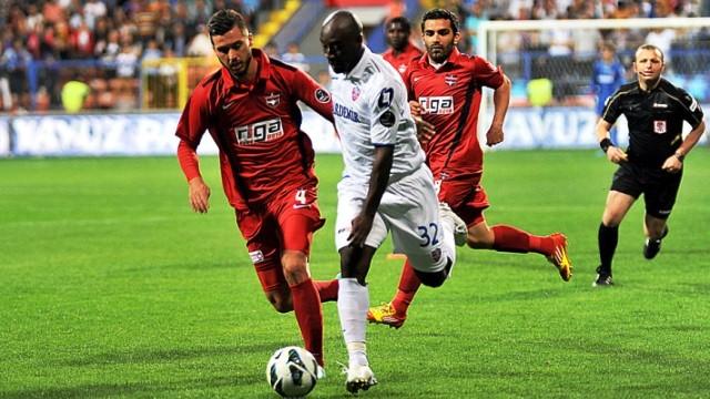 Fiorentina Antep'e acımadı