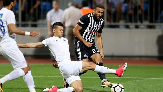 Beşiktaş Paşa'dan kaçamadı!