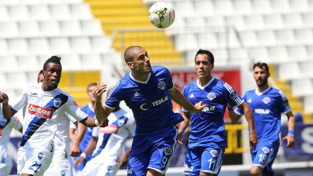Kasımpaşa'da gol düellosu