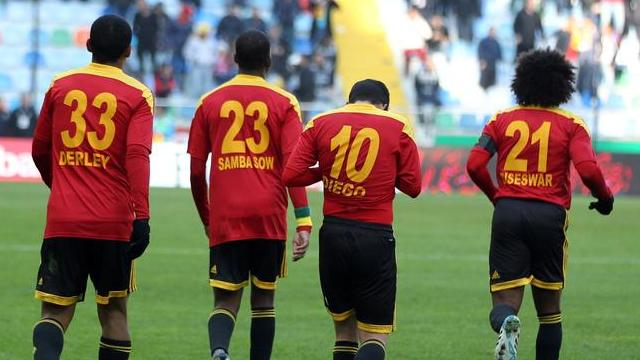 Gol düellosu Kayserispor'un!