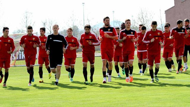 Kayserispor, 4 futbolcuyla yollarını ayırdı