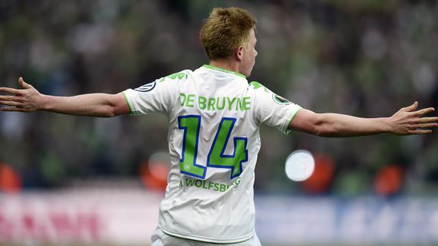 Manchester City De Bruyne'u açıkladı