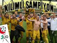 Kilimlispor'da Özlem Bitti