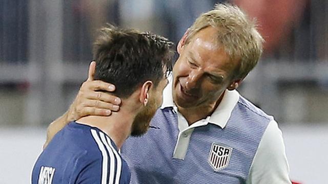 Klinsmann: Dünya Kupası'nı kazanmalı