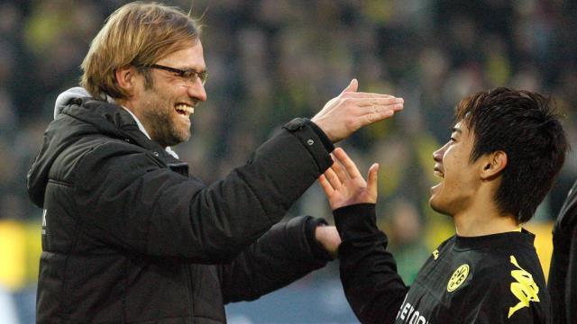 Kagawa Dortmund'a geri döndü