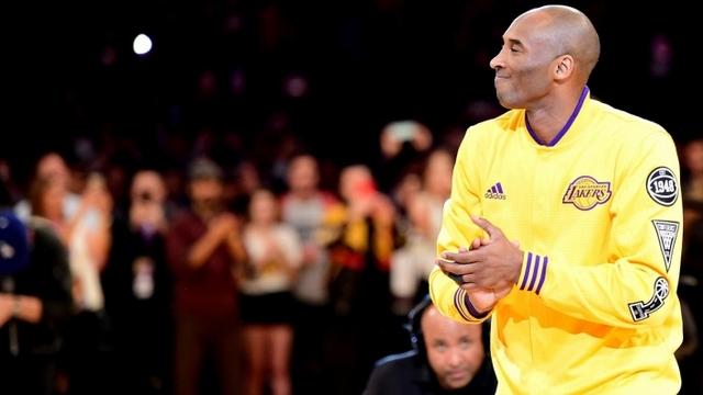 Kobe'ye büyük onur!
