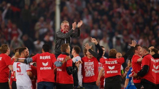 Bundesliga'ya ilk bilet alındı!